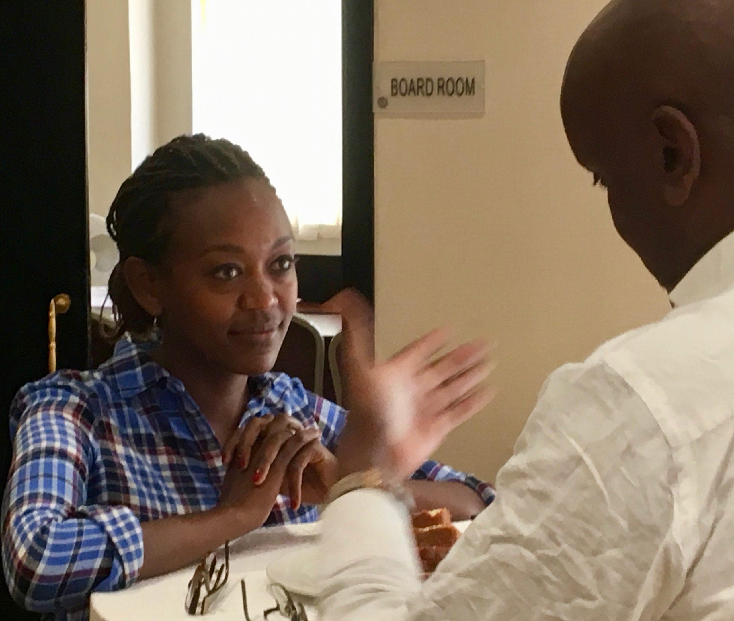 Workshop for GIZ, Addis Ababa