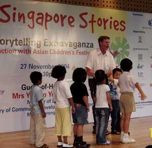 Asian Congress of Storytellers, Singapore