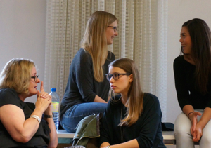 Teacher-training workshop, Karlsruhe Education University