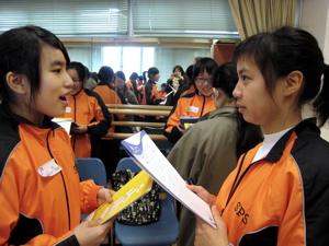 Student workshop, Hong Kong